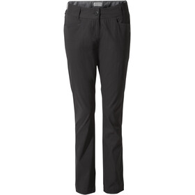 Craghoppers NosiLife Clara II - Pantalones de Trekking Mujer - negro